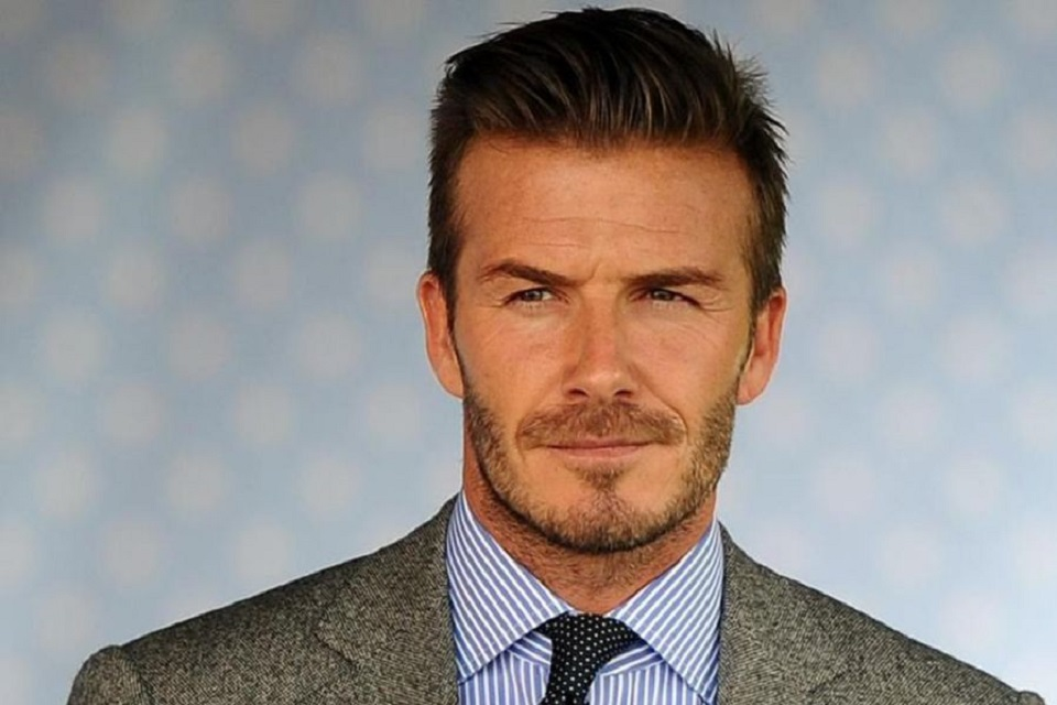 metrossexual david beckhan