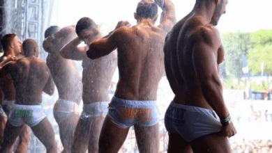 Photo of Sunga de Praia Branca fica transparente? Cuidado pra não pagar mico