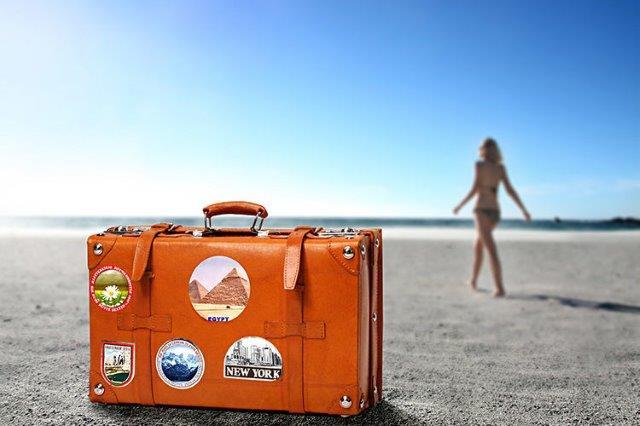 O que levar na mala na hora de viajar para lugares com praia