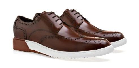 Sapatos Masculinos da moda