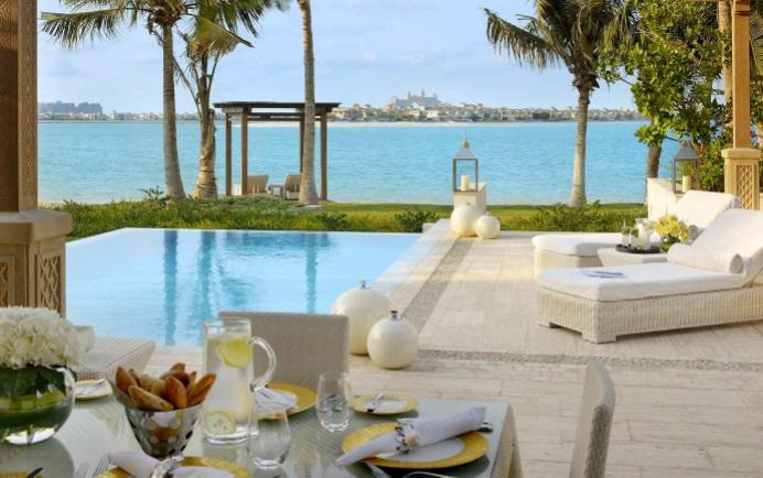 One & Only Beachfront Villa