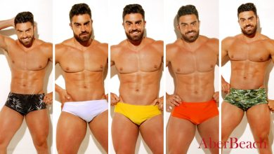 sunga masculina de praia aberbeach moda praia masculina