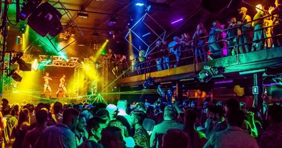 Baladas LGBT em São Paulo - Bubu Lounge Disco