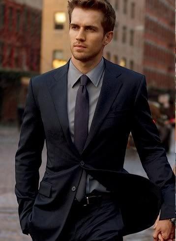 traje de passeio masculino