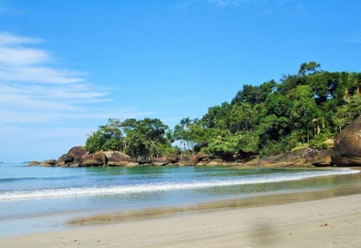 Praias do Litoral Norte de São Paulo