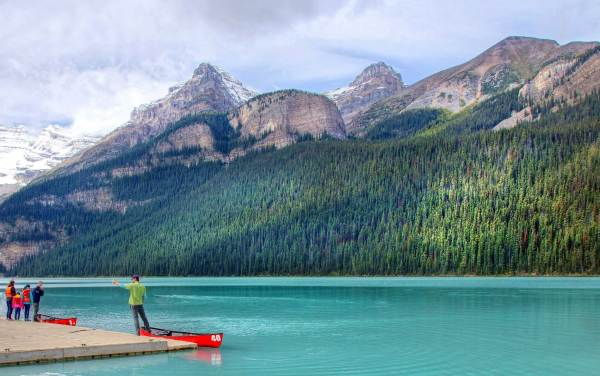 Tailor Made Canadian Rockies: Family Adventure ...