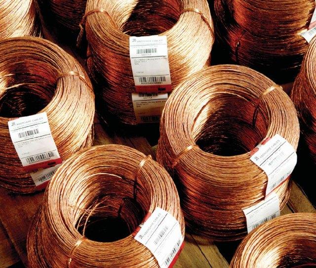 Bare Copper Cable