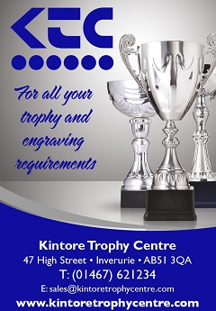Kintore Trophy Centre Advert
