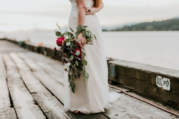Our Anacortes Wedding | aberdeenskitchen.com