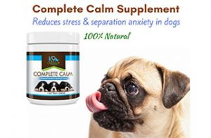 K9 Nature Supplements Complete Calm
