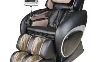Top 10 Best Massage Chairs in 2018 Review