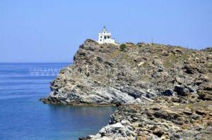 Kavo Koraka, Paros light house, Greece