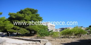 Aegina accommodation Greece