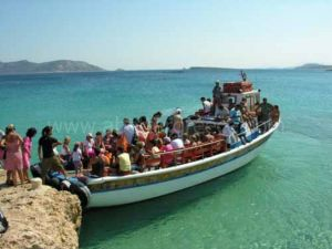 Koufonisi island travel Greece