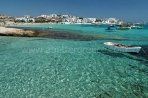 Koufonisia islands Greece