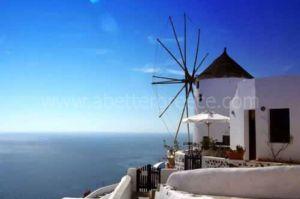 Santorini sightseeing Greece