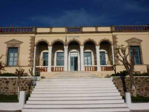 archeological museum on Milos, Cyclades, Greece