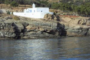 monastery on Tinos Greece