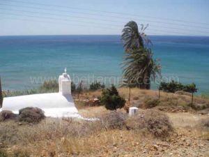 churches on Anafi island