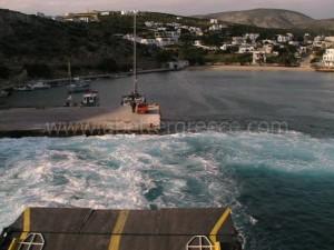 δρομολόγια πλοίων για την Ηρακλειά στις Κυκλάδες