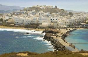 Naxos Cyclades Greece