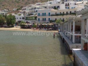 Sifnos port, Cyclades, Greece