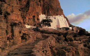 Amorgos sites Greece