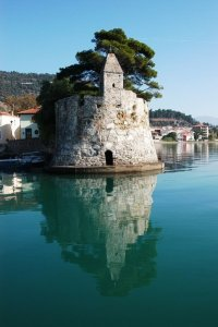 Nafpaktos sites, Greece