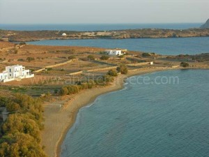 Schinnousa island, Cyclades, Greece