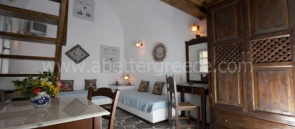 Villa, Vacation Rental, Listing ID 1183, Santorini, Greece,