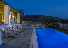 6 Bedrooms, Villa, Vacation Rental, 5 Bathrooms, Listing ID 1074, Paros, Greece,