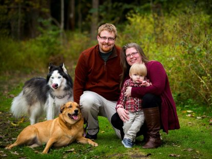 Blaski Family Photo