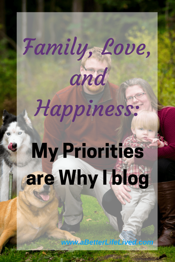 Are you living by your priorities or making time for them when you can? Learn to live your priorities for your best life!