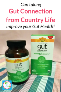 A healthy gut is key to overall health and affects memory, cognitive function, energy, and more. Can Gut Connection by Country Life improve your gut health?