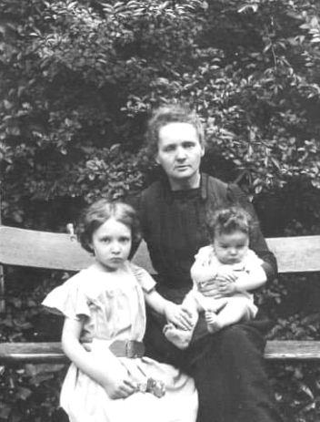 أولاد ماري كوري