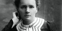 ماري كوري عالمة الفيزياء الأولى