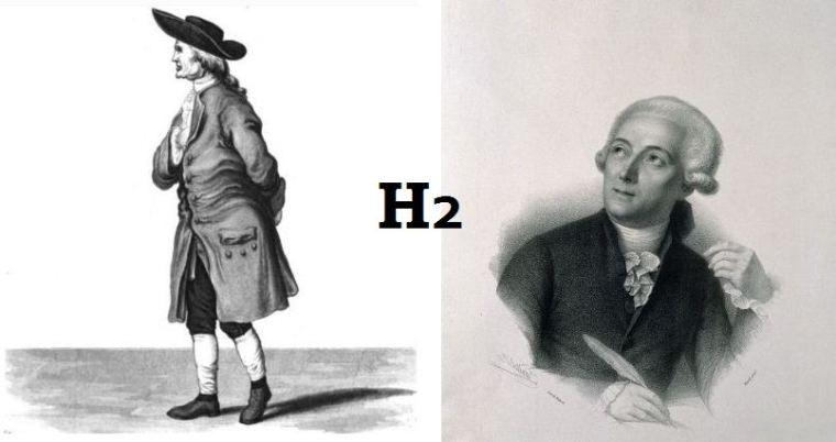 اكتشاف الهيدروجين