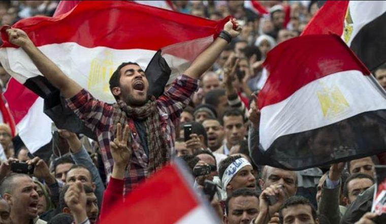 ثورة 25 يناير المصرية