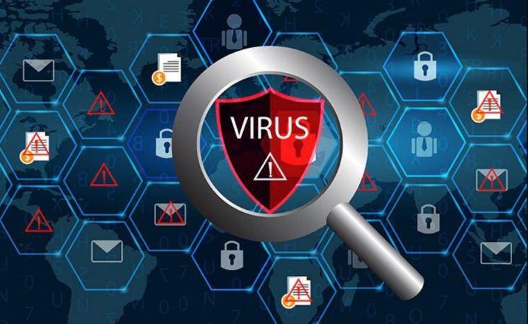 تثبيت تطبيق لمكافحة الفيروسات
