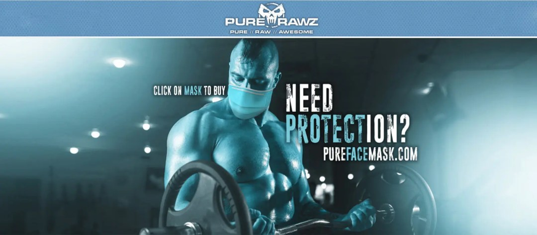 PureRawz Official website