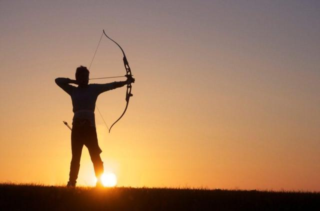 Image result for bow and arrow quotes