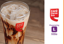cafe coffee day loot