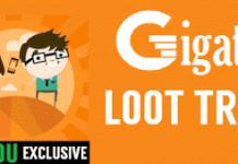 gigato app loot trick
