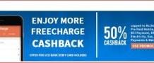 FreeCharge Ucobank loot