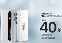 Mega electronics sale powerbanks