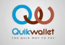QuikWallet app refer and earnloot logo