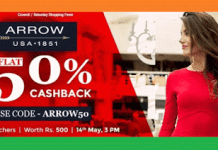 crownit arrow gift vouchers loot  off