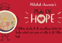 kfc initiative plate of hope