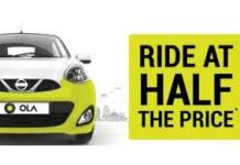 ola mumbai  cashback on ola cab rides