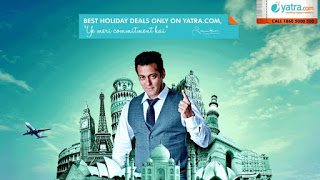 Yatra Train PayPal Offer